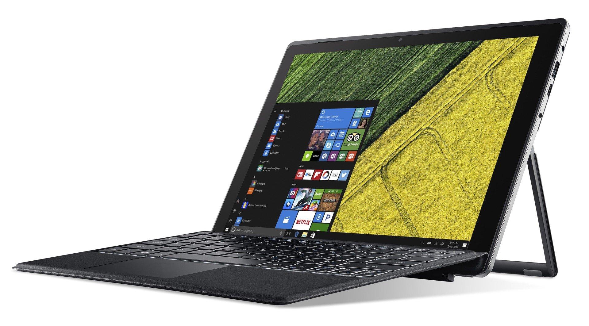 Acer rozszerza linię produktów 2 w 1 o ciche i wydajne modele