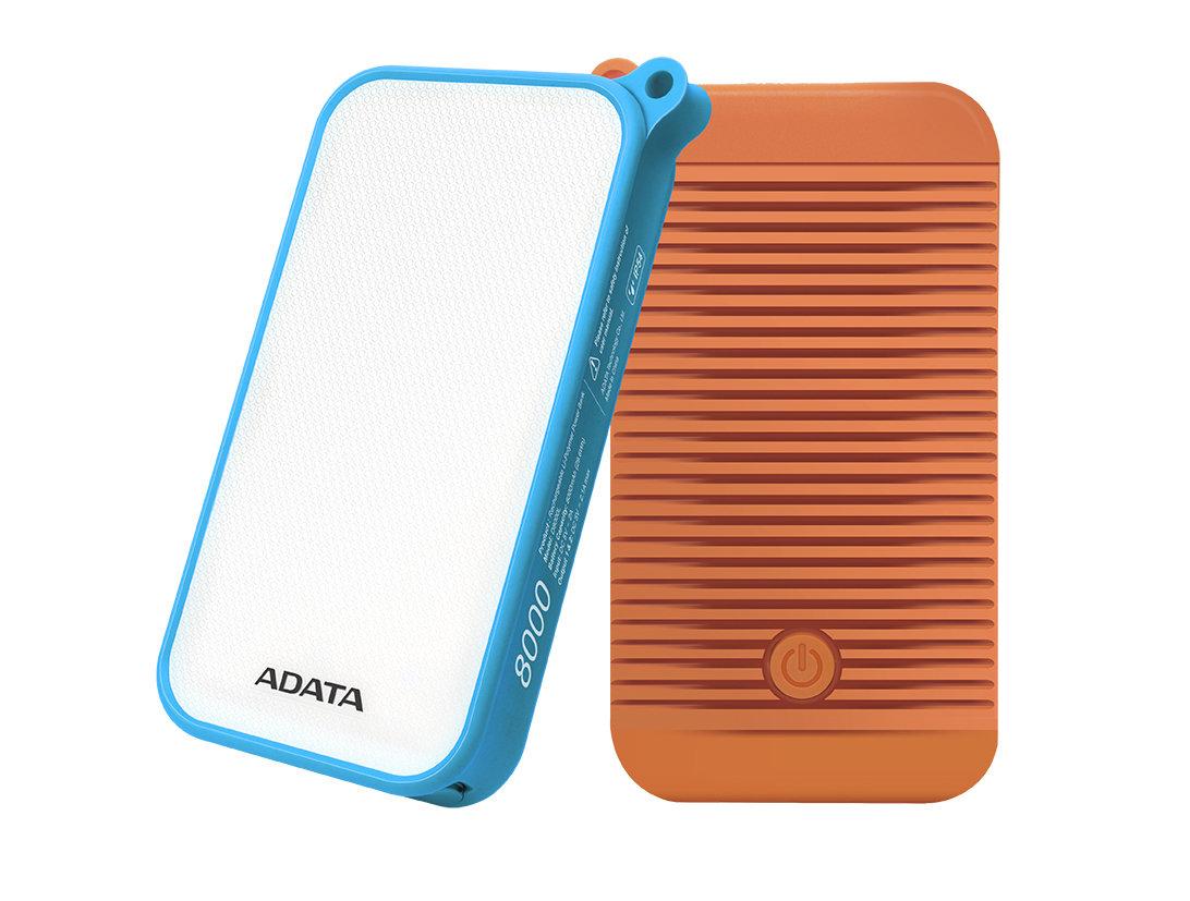 Nowy powerbank ADATA D8000L – źródło zasilania i oświetlenia w jednym urządzeniu