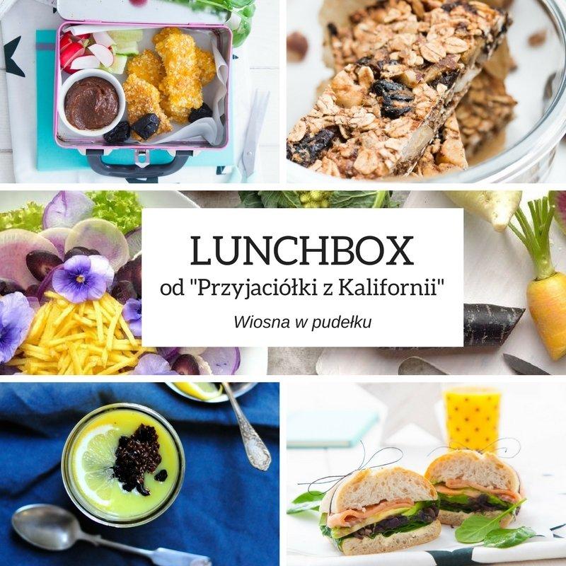 Lunchbox od Przyjaciółki z Kalifornii