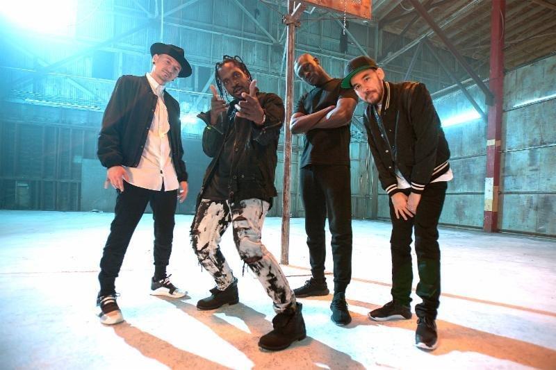 """Demoniczna rozgrywka w nowym teledysku Linkin Park """"Good Goodbye"""" (feat. Pusha T & Stormzy) !"""