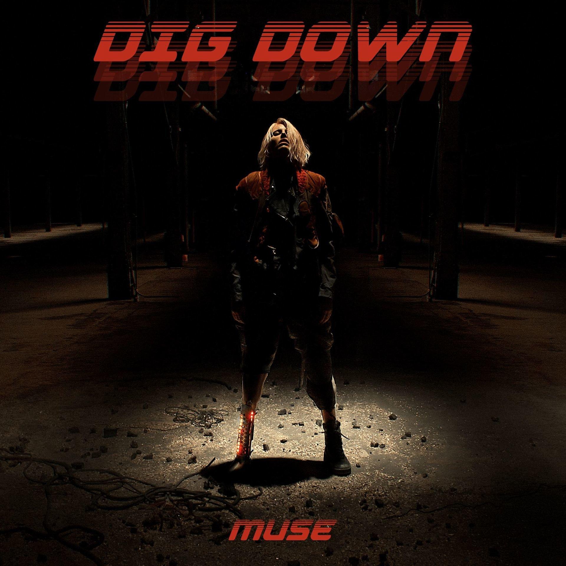 """Dziś premiera nowego singla Muse! Posłuchaj piosenki """"Dig Down"""""""