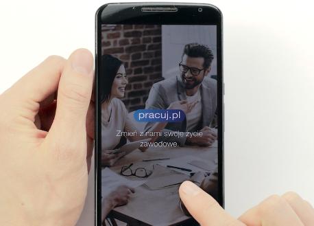 """""""Sprawdź czy nie szukasz wygodniej"""" czyli co nowego w aplikacji mobilnej Pracuj.pl"""