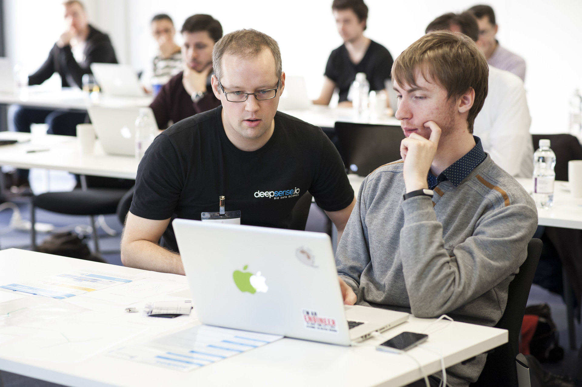 Intel brings data science to Polish universities with an event series powered by deepsense.io