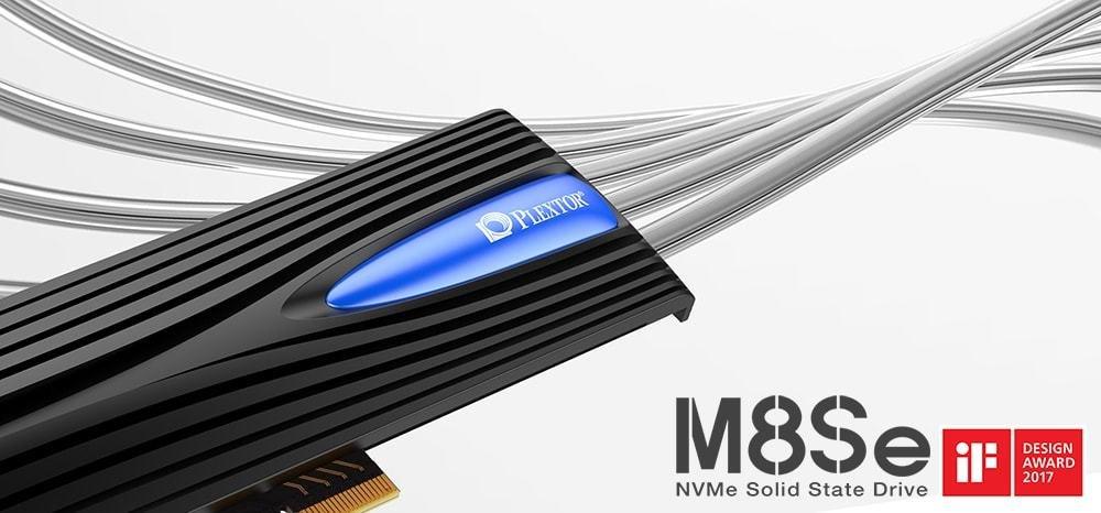 Plextor M8Se – wydajne dyski SSD w trzech wersjach