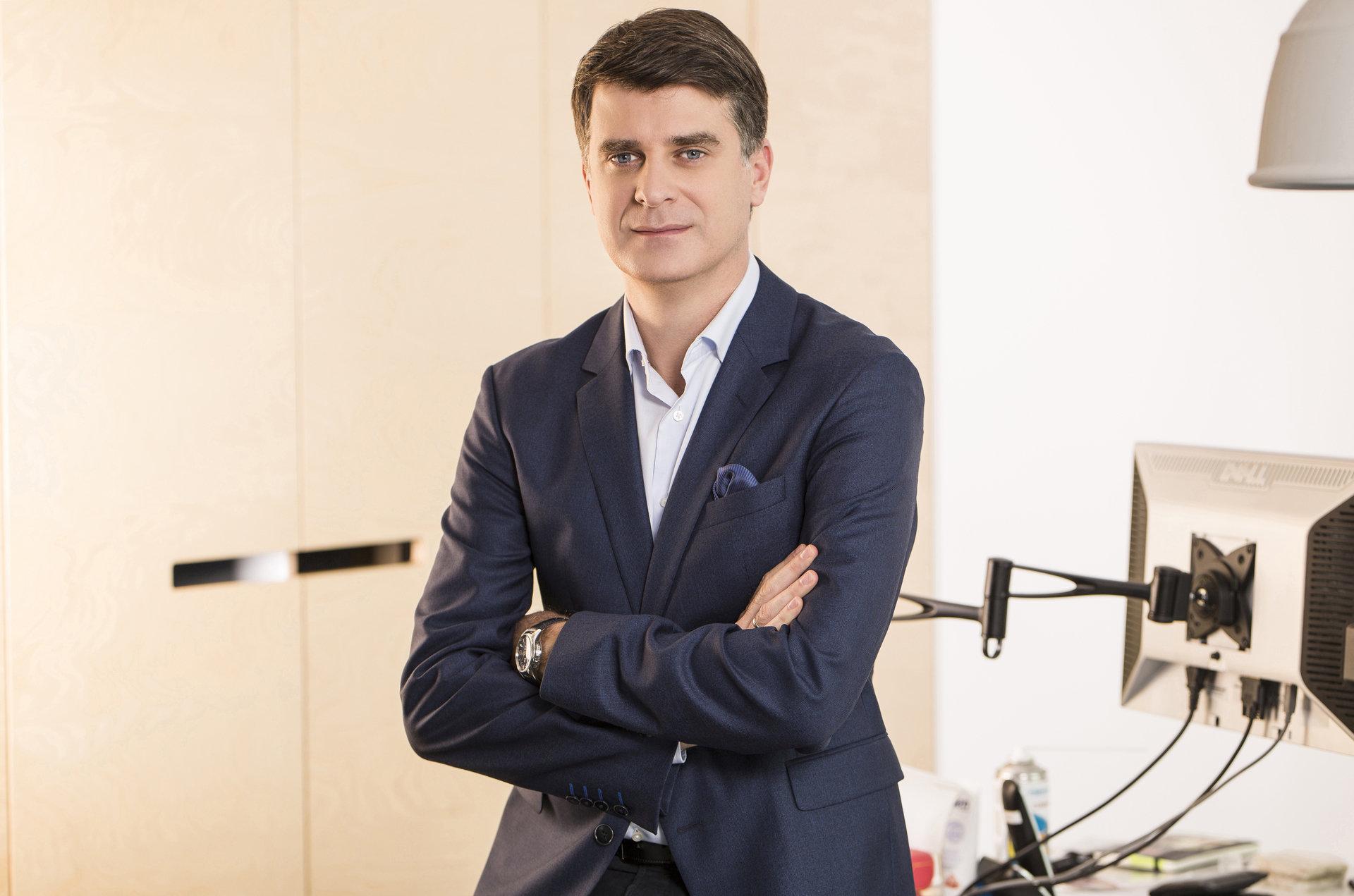 Olgierd Cygan obejmie funkcję lidera Deloitte Digital w Polsce i Europie Środkowej
