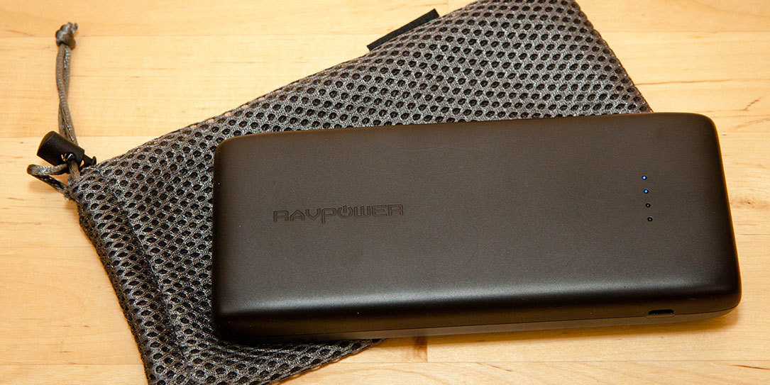 RAVPower 22,000mAh External Battery review: Massive juice in a compact package