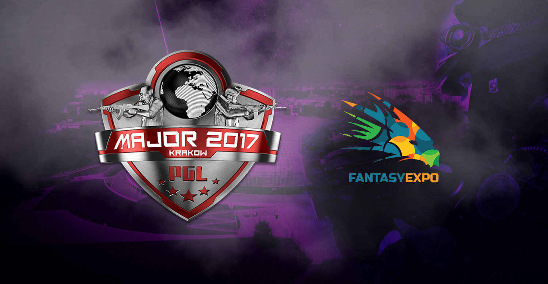Fantasy Expo kupiło prawa do polskiej transmisji najważniejszego na świecie turnieju CS:GO PGL Major Kraków 2017