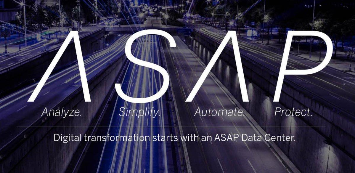 Cisco ASAP, czyli nowa uniwersalna architektura dla centrów danych