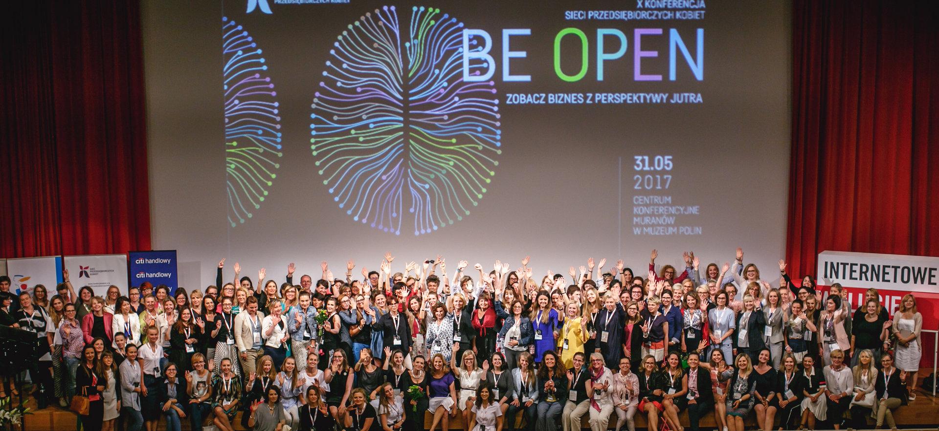 BE OPEN…Zobacz biznes z perspektywy jutra! Wyzwanie na miarę umysłu!
