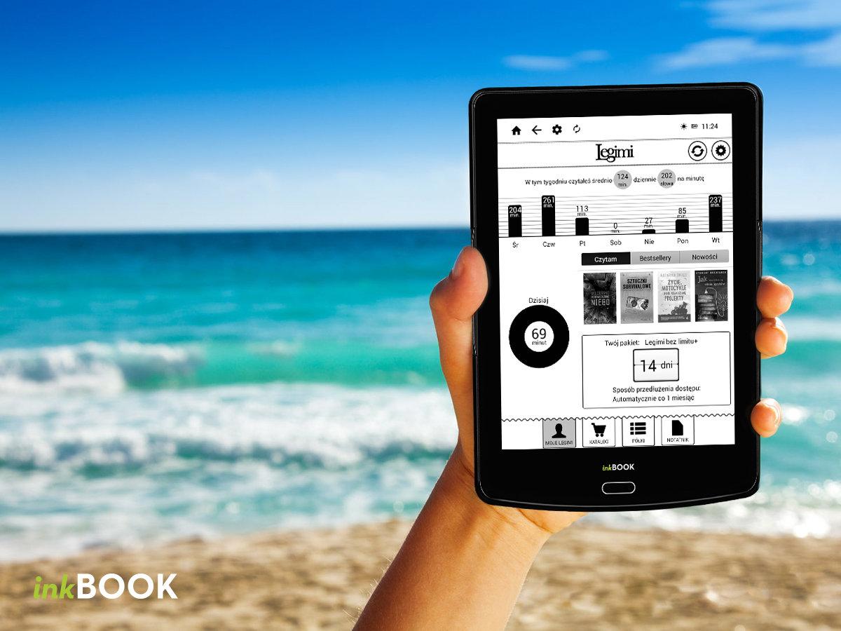 12 e-booków idealnych na wakacje