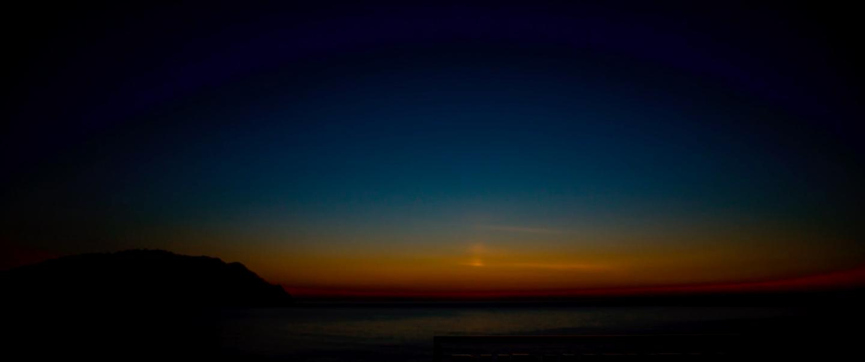 Rudimental powitali dziś wschód słońca!