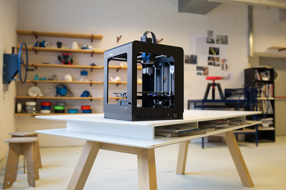 Zortrax M200 with the 3D Printing Industry Award