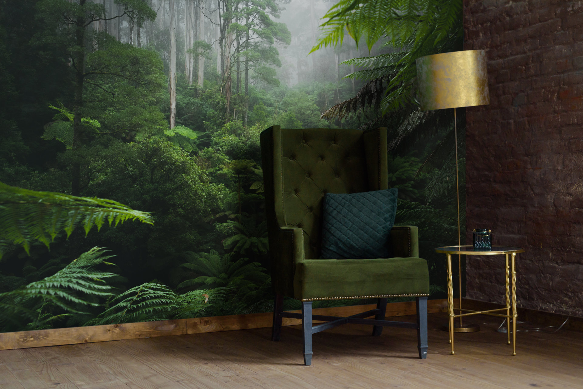 The heart of the forest in your home