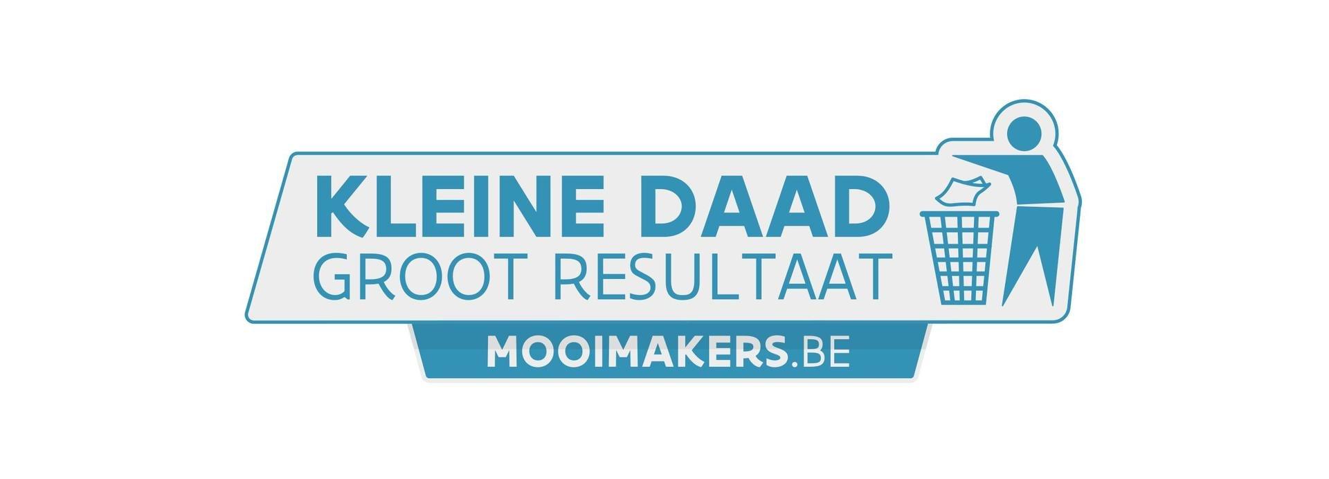 Mooimakers openen strijd tegen zwerfvuil vanuit woonkamer in Genk