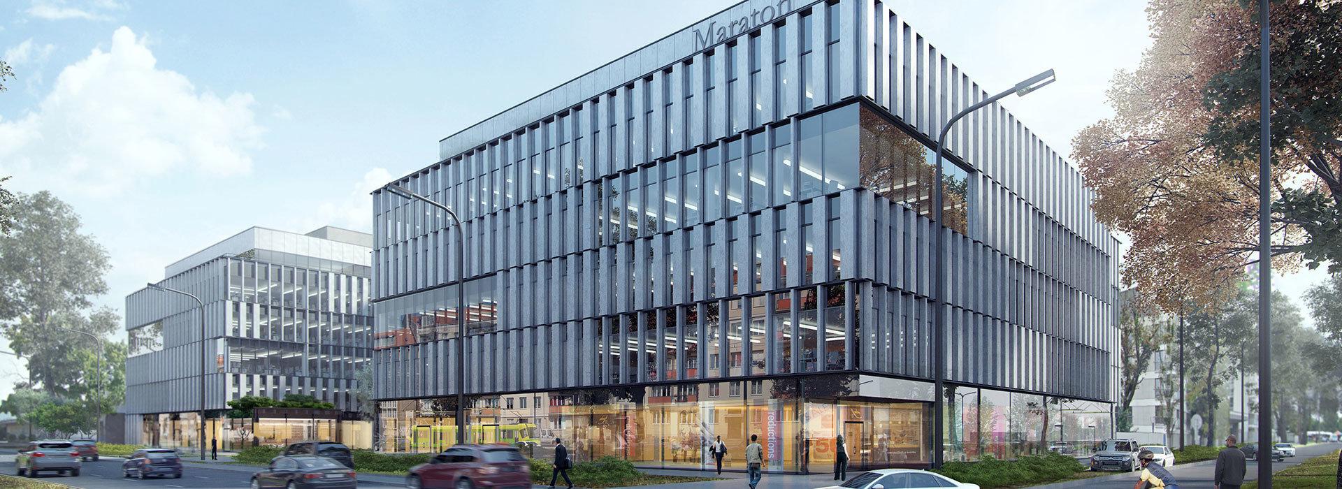 Nowy Business Link w budynku Maraton w Poznaniu