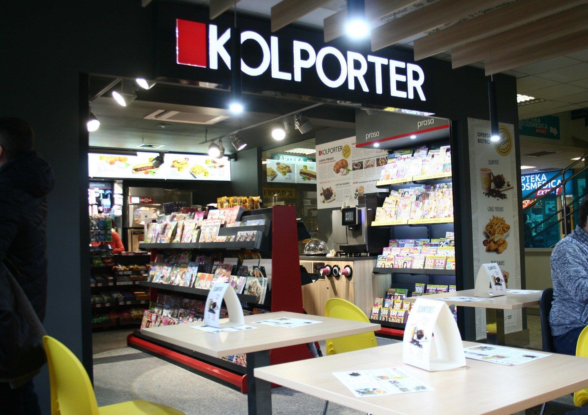Kolporter podsumował pierwsze półrocze w swojej sieci