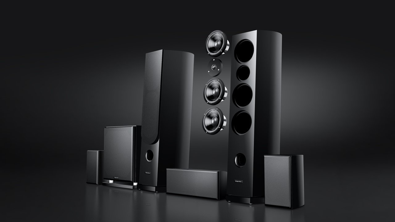 Kolumny głośnikowe Kruger&Matz Path – nowy wymiar dźwięku i designu