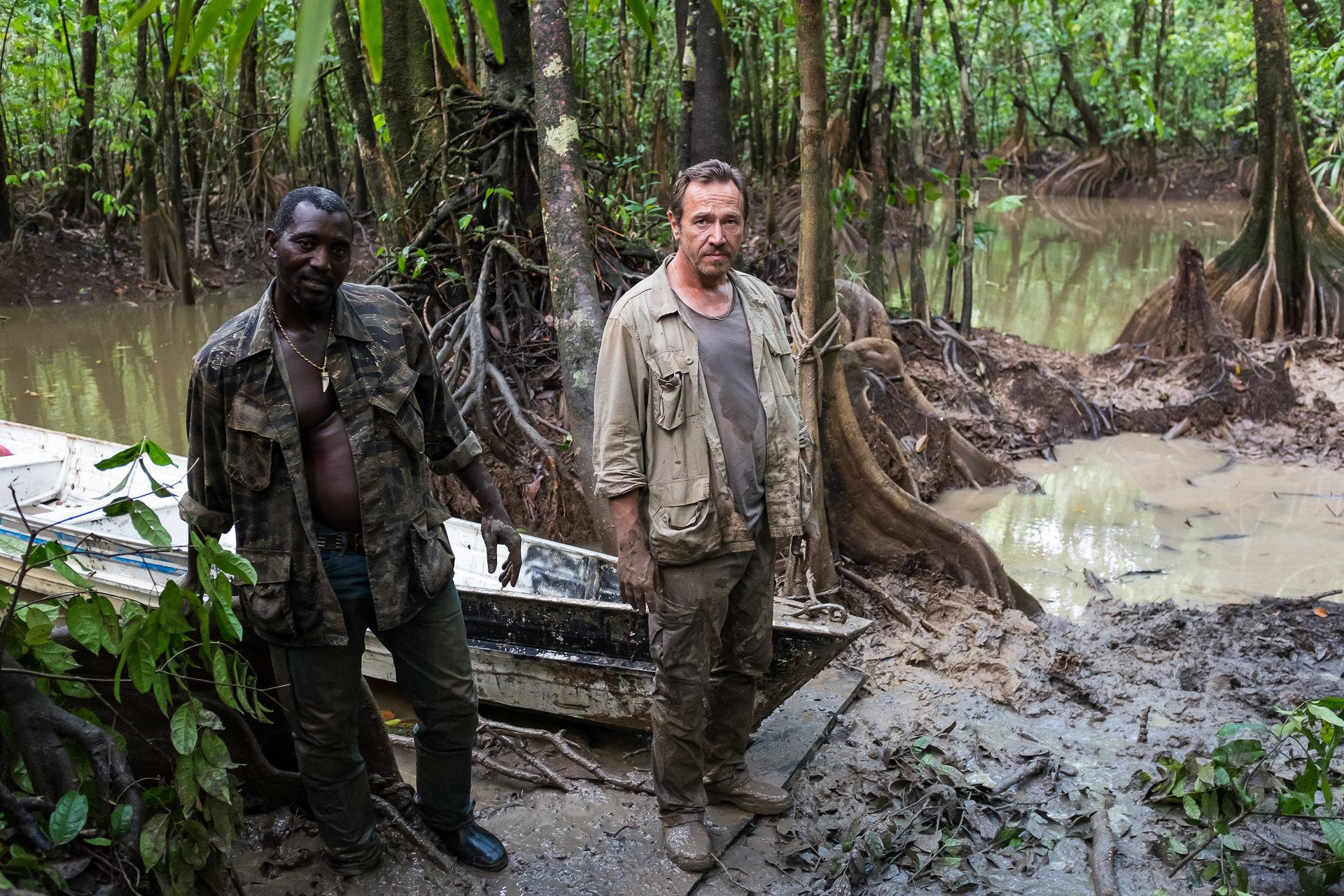 """Piekło w sercu dżungli. Serial """"Złoto Gujany"""" po raz pierwszy w telewizji. Tylko w CANAL+ SERIALE"""