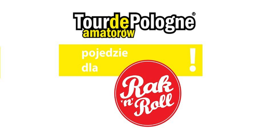 Tour de Pologne Amatorów dla Rak'n'Rolla!