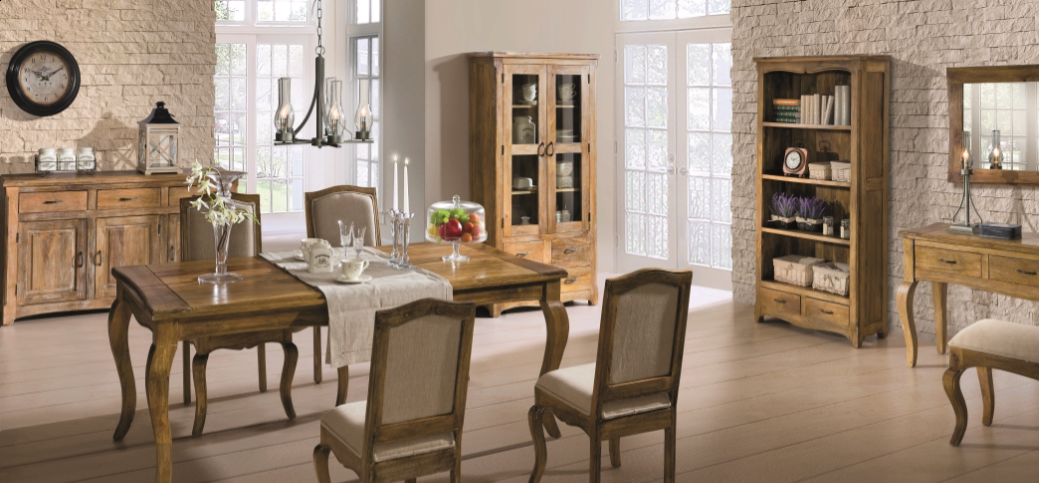 Sielanka w domu, czyli styl rustykalny w czterech kątach