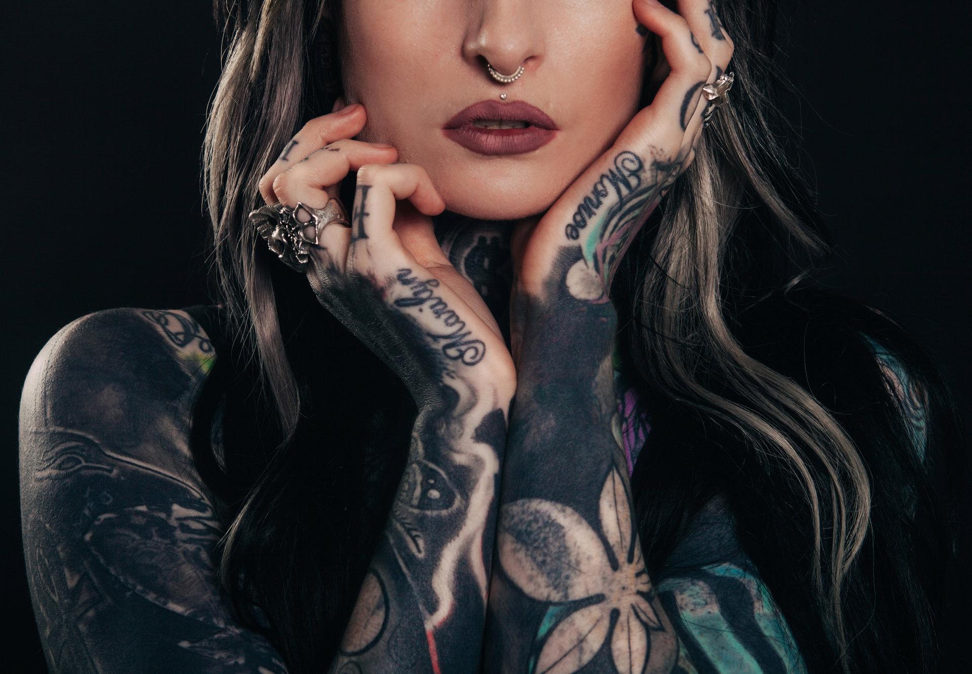 Reprtintic - tatuaż jak nowy