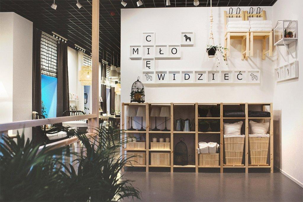 Doświadczenie IKEA w centrum Lublina