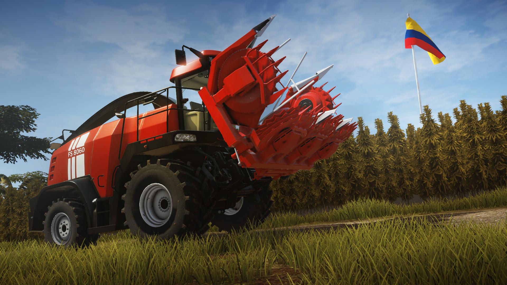 Pure Farming 2018 z nowym zwiastunem i marcową datą premiery
