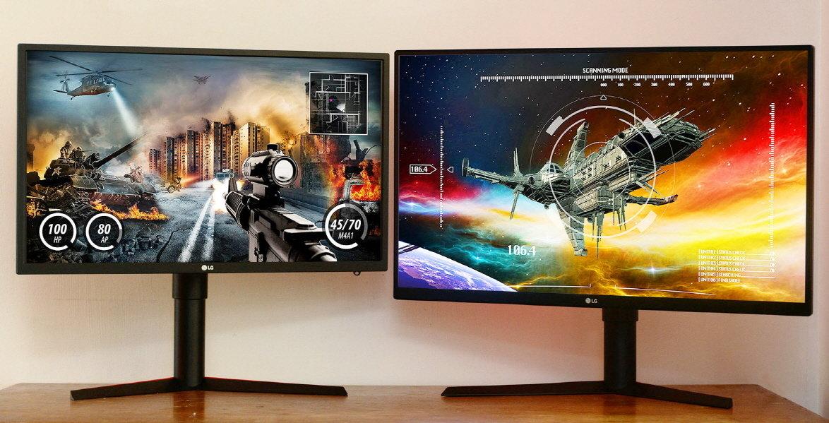 Premiera monitorów gamingowych od LG dla wymagających graczy już na IFA 2017