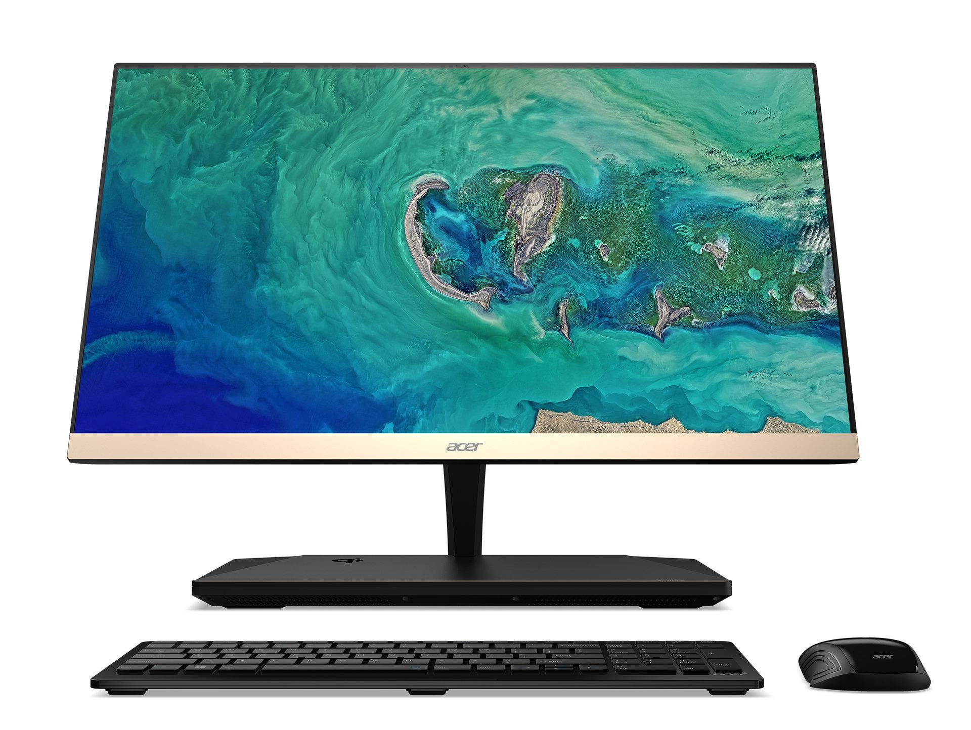 Acer przedstawił Aspire S24, najsmuklejszy All-in-One