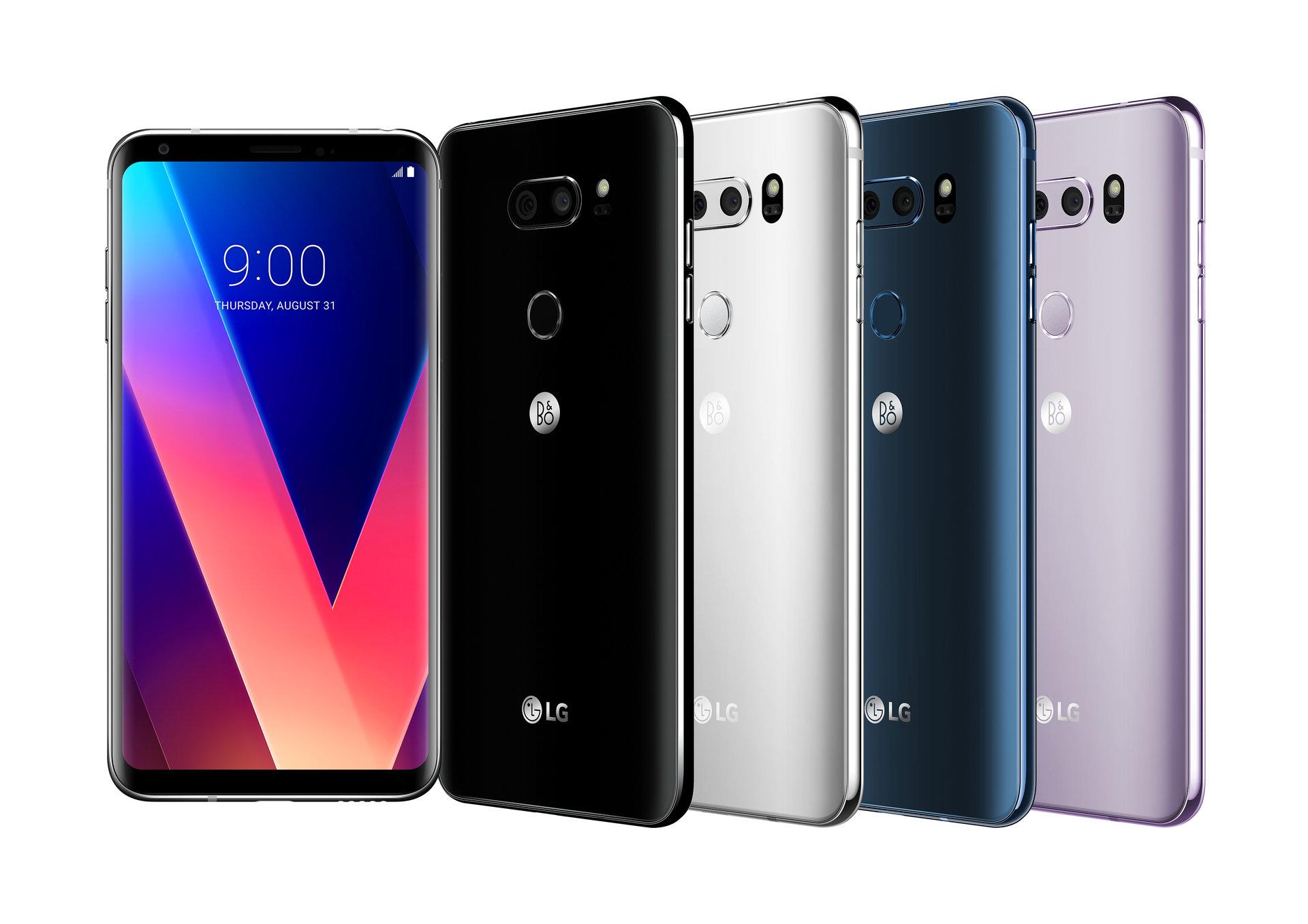 Globalna premiera V30 – LG wyznacza nowe granice mobilnej kinematografii