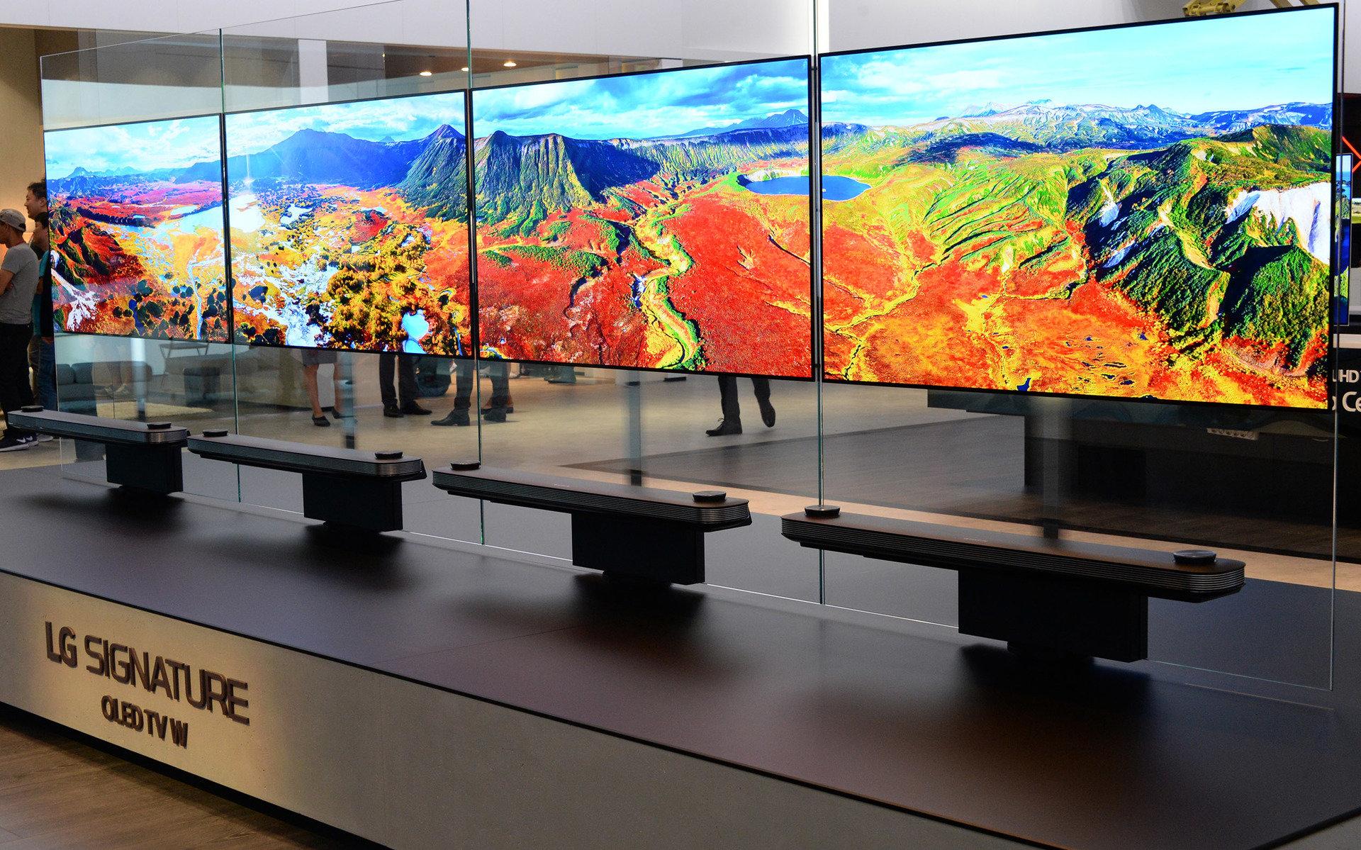 LG prezentuje nowe możliwości telewizorów OLED - współpraca z Dolby i Technicolor