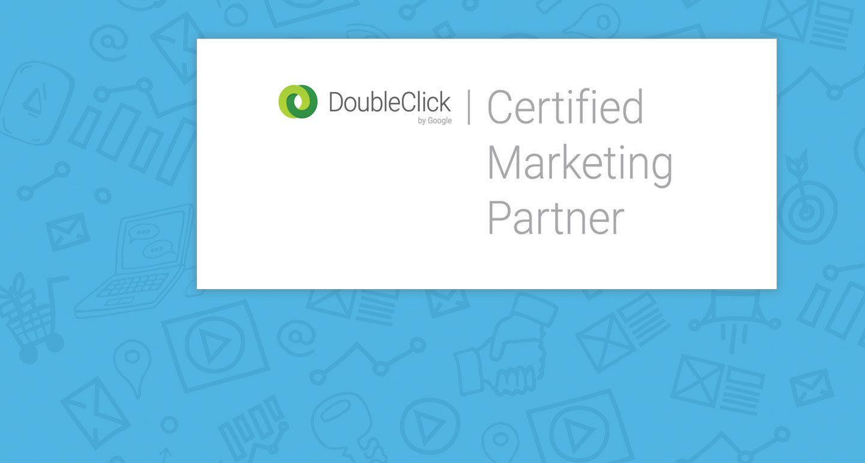 Bluerank as a DoubleClick Certified Marketing Partner