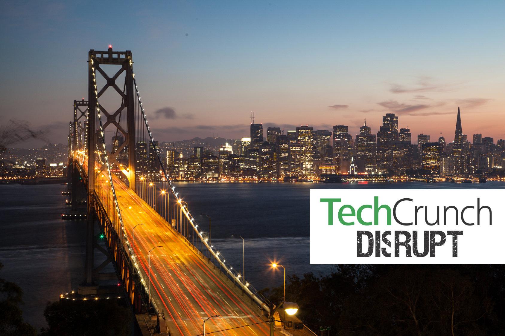 Dlaczego jedziemy na TechCrunch Disrupt do San Francisco?