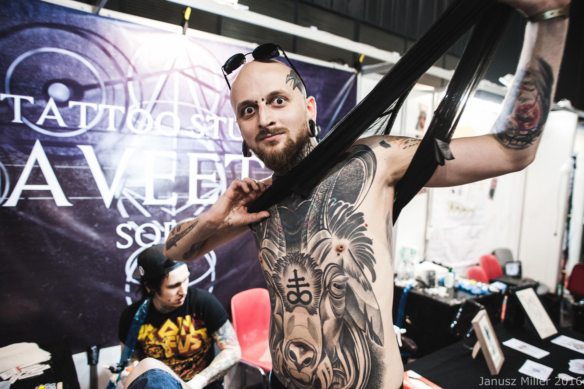 PROGRAM Katowice Tattoo Konwent