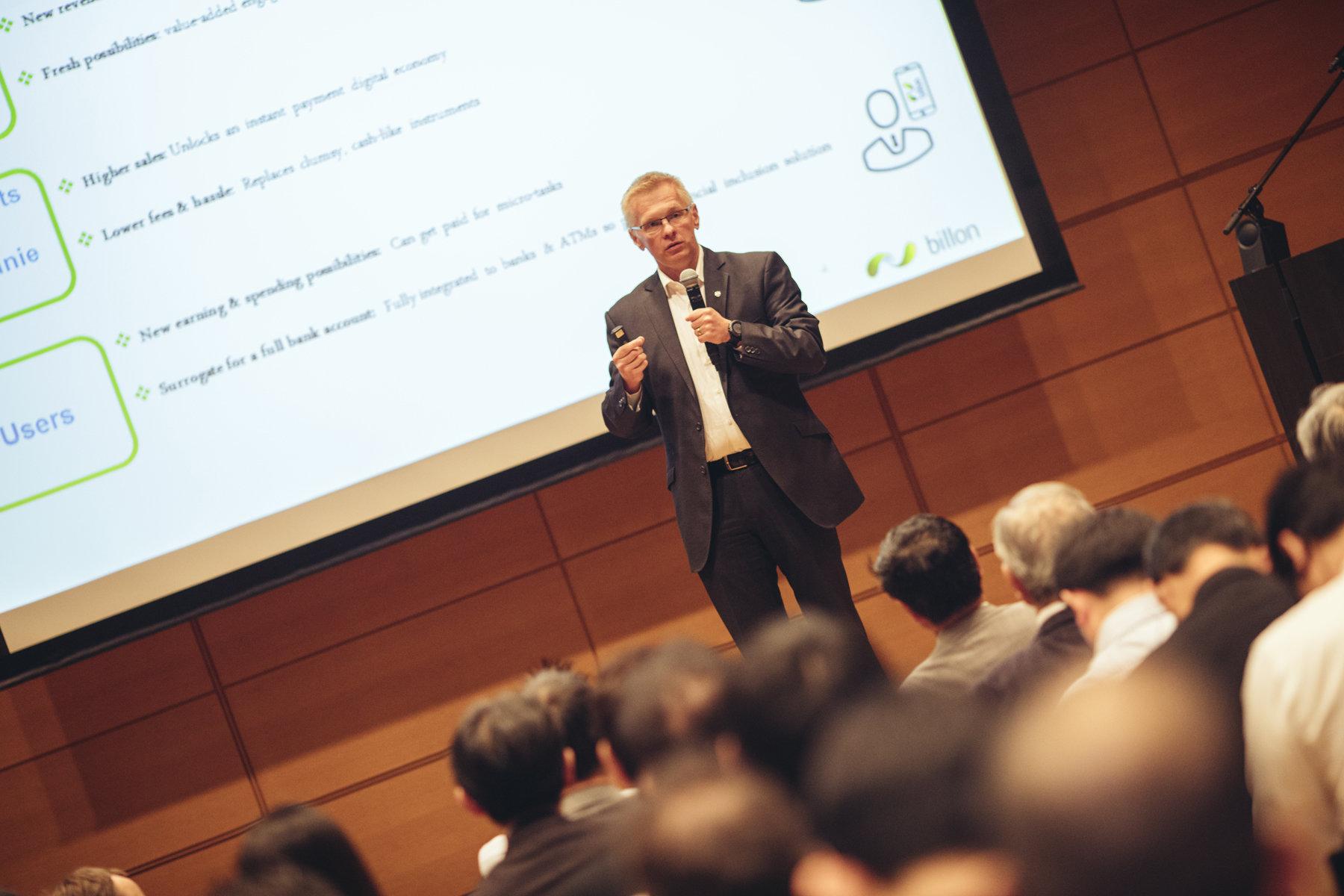 Billon reprezentuje polski sektor fintech w Tokio