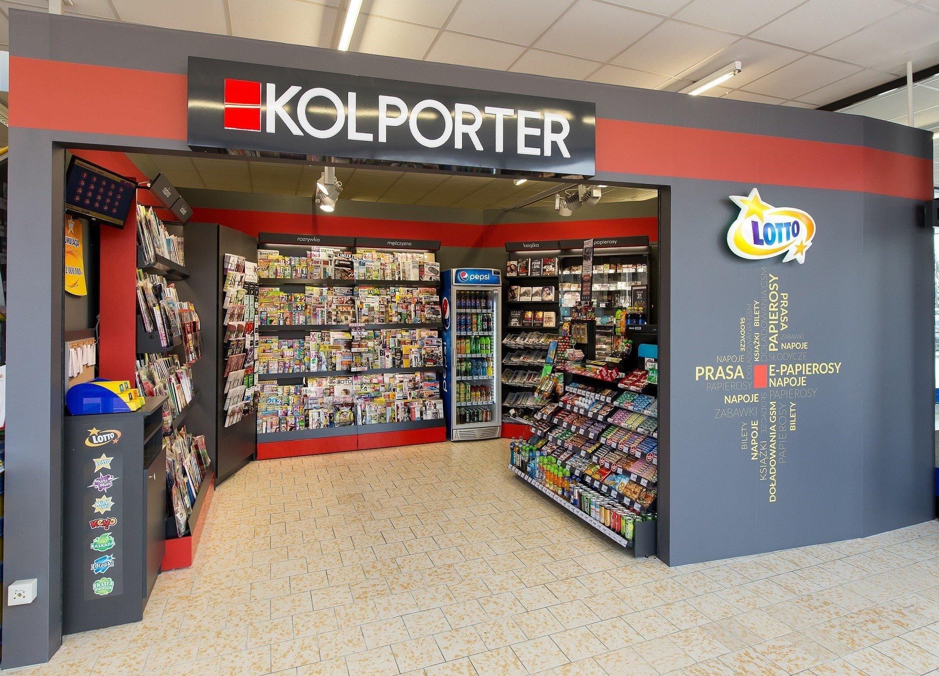 Gra Eurojackpot dostępna w Kolporterze