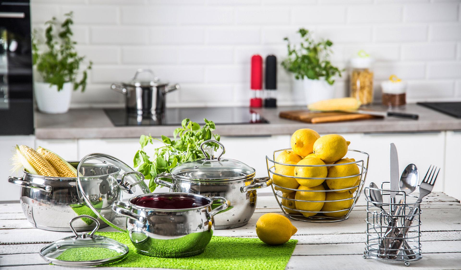 4 niezbędne przedmioty w Twojej kuchni