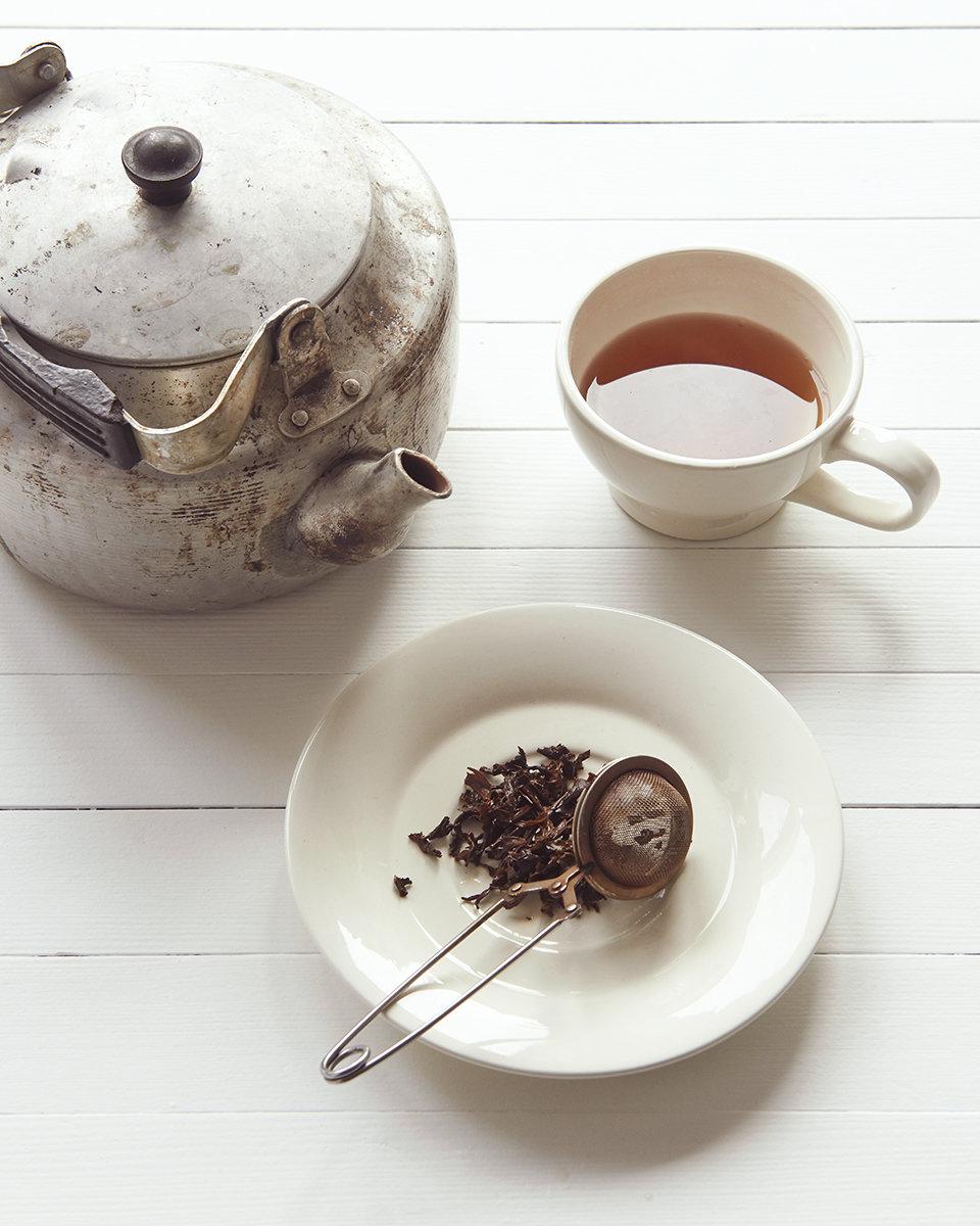Czarna herbata sposobem na stres