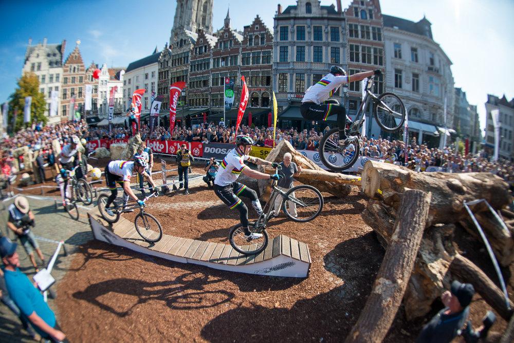 Jack Carthy blijft koning van Antwerpen, Kenny Belaey vijfde