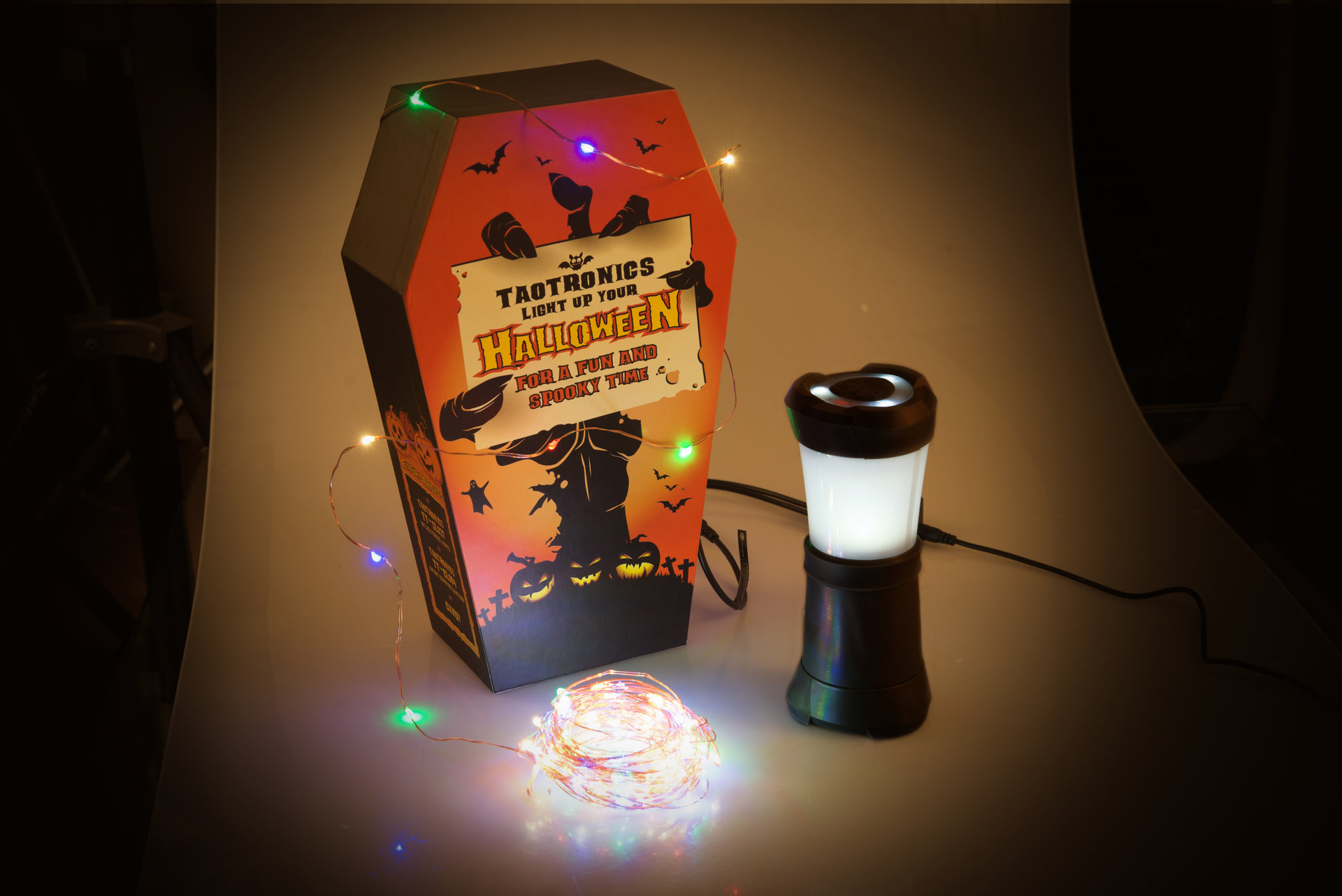 Get Your Scare On: TaoTronics Launches Halloween Giveaway to Keep Your Trick-Or-Treaters Safe
