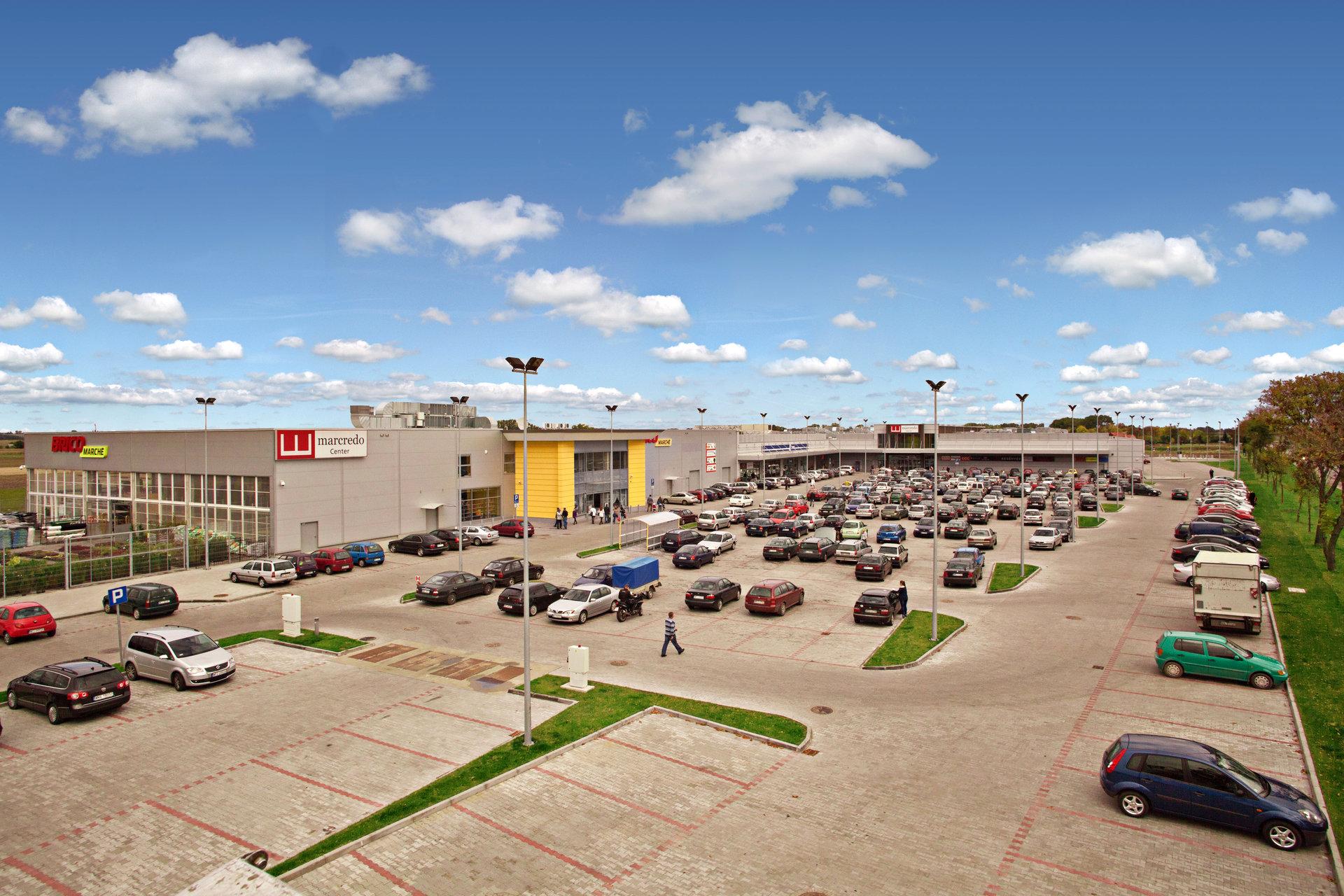 Centra handlowe Marcredo w nowych rękach