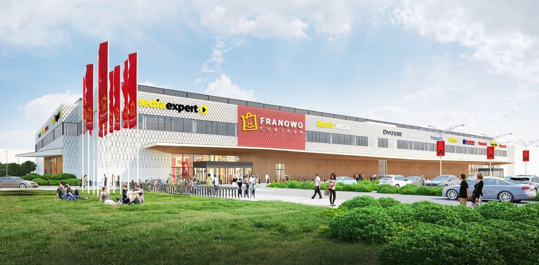 BNP Paribas Real Estate Poland zadba o poznańskie centrum Franowo