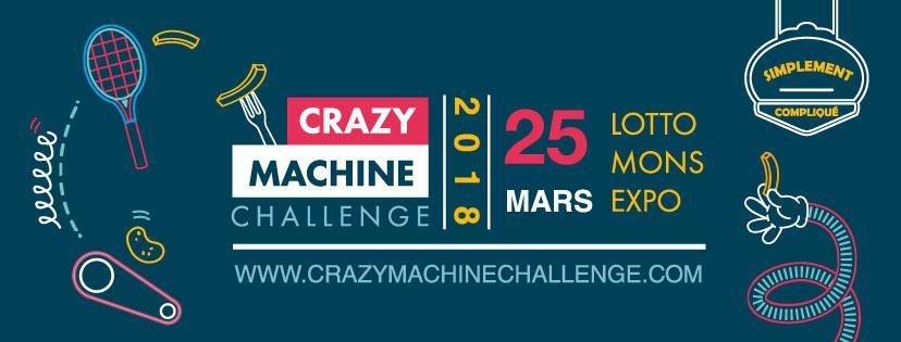 Le Crazy Machine Challenge, ou pourquoi faire simple quand on peut faire compliqué ?