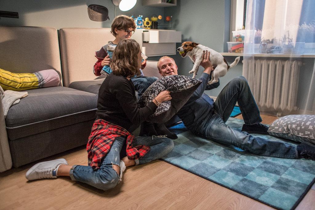 Dom pełen zmian. Fabularny miniserial, którego głównym sponsorem  i partnerem jest IKEA, już wkrótce na antenie Polsat