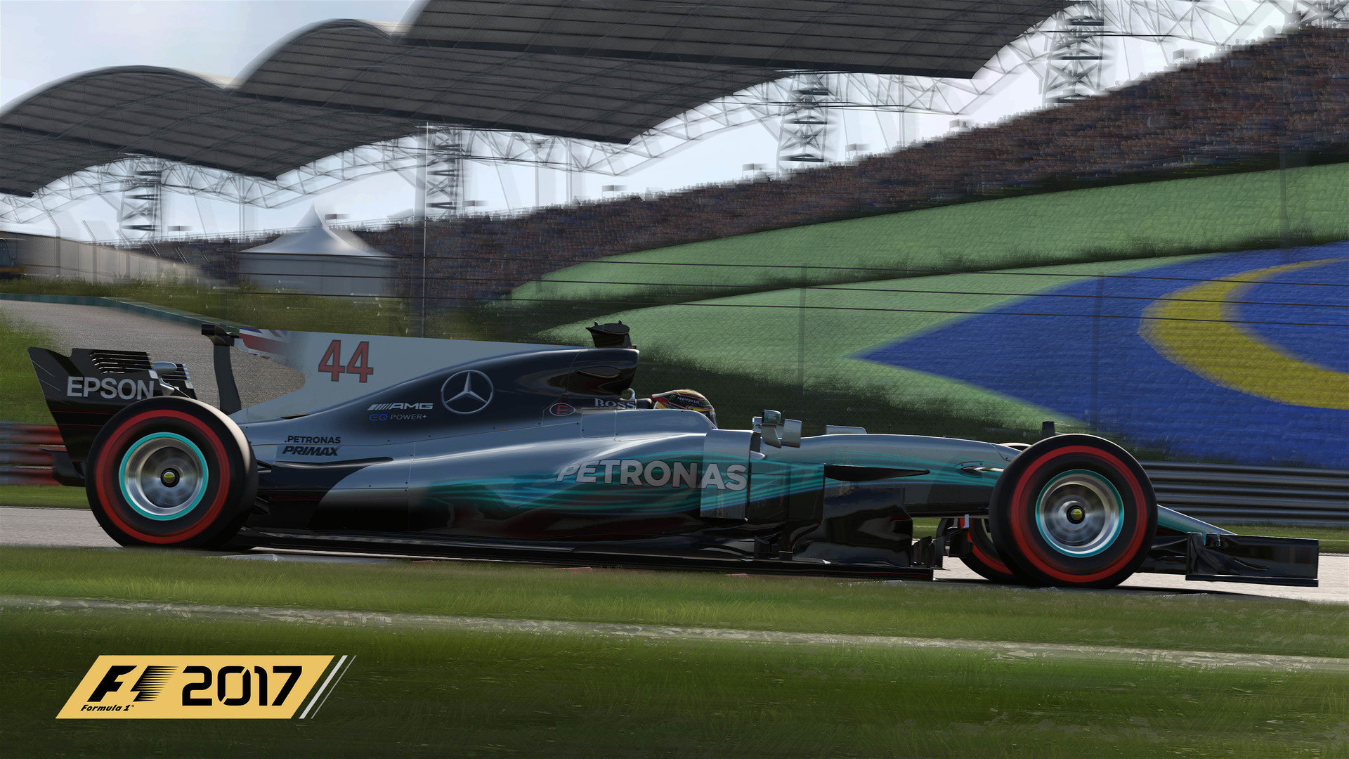 Sezonowa aktualizacja F1 2017 już dostępna