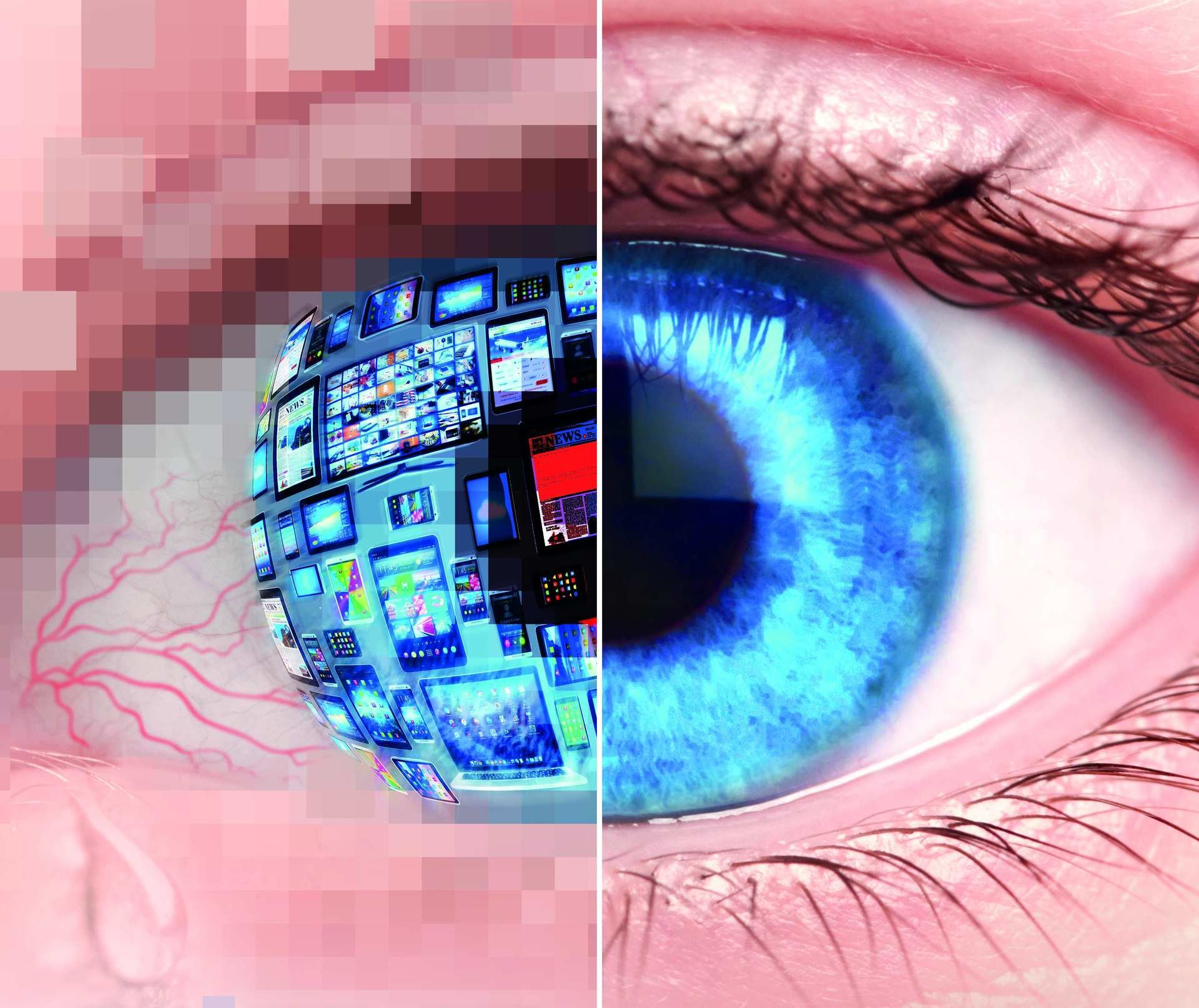 Cyfrowe Zmęczenie Wzroku – jak złagodzić jego objawy?