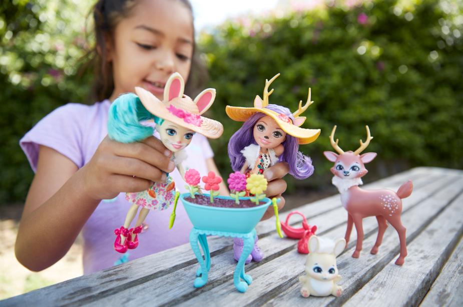 Mattel uczy dzieci empatii dzięki nowej marce