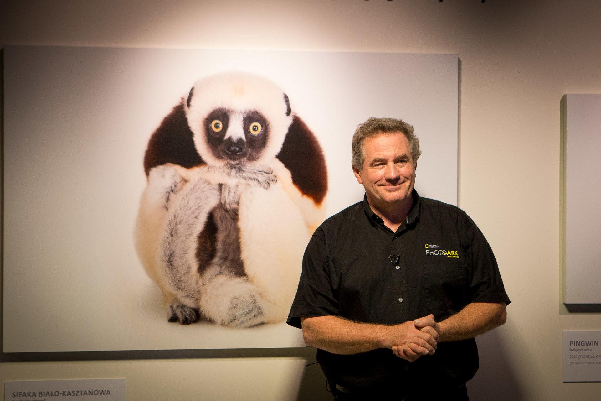 Fotograf ginących gatunków zwierząt - Niezwykła wystawa zdjęć