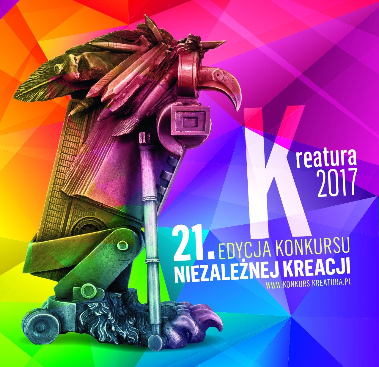 132 projekty walczą o Kreaturę 2017