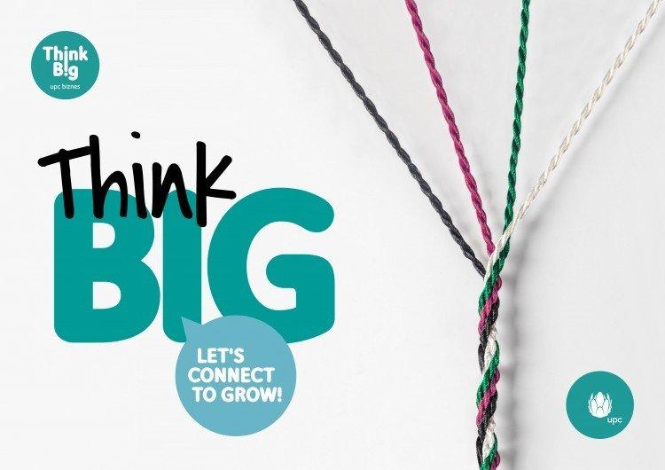 """Let's connect to grow"" – rusza V edycja programu UPC Biznes Think Big"
